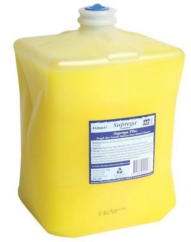 Suprega Heavy Duty Soap - 4 Litre