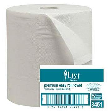 Automatic Paper Towel (White)