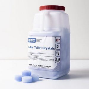 Pro-Air Toilet Crystal Blocks - 3.5kg