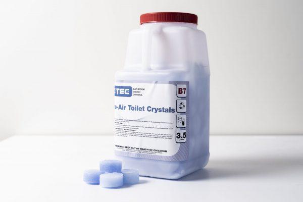 Pro-Air Toilet Crystal Blocks - 3.5kg