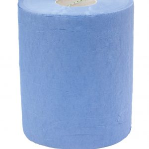 Auto Sense / Cut Paper Towels (Blue)