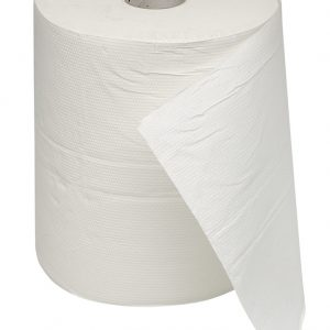 Deluxe Auto Sense / Cut Paper Towels (White)