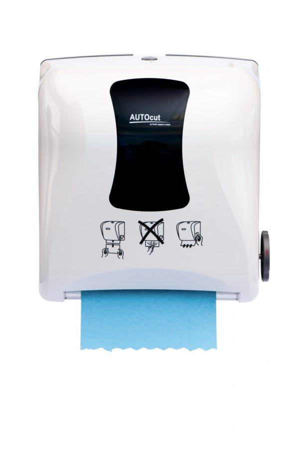Auto Sense / Cut Paper Towels (Blue)