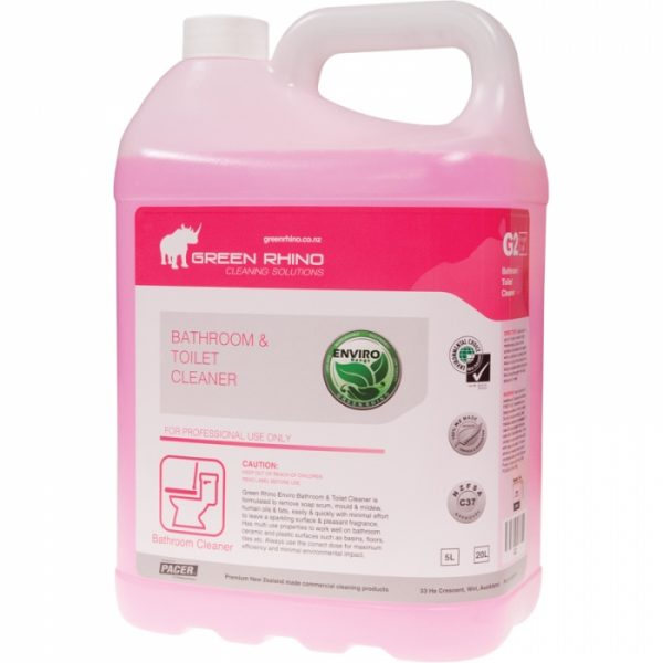 Enviro Bathroom Toilet Cleaner – 5 Litre