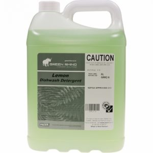 Lemon Dishwash Detergent - 5 Litre