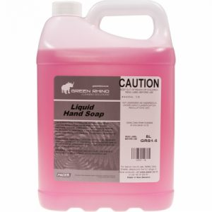 Pink Liquid Soap - 5 Litre