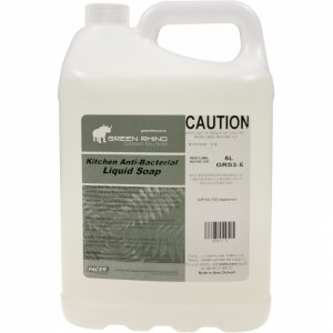 Kitchen Antibacterial Liquid Hand Soap – 5 Litre