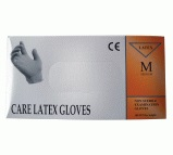 Latex Powder Free Gloves - Medium