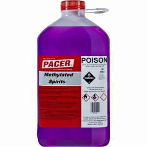 Methylated Spirits - 4 Litre